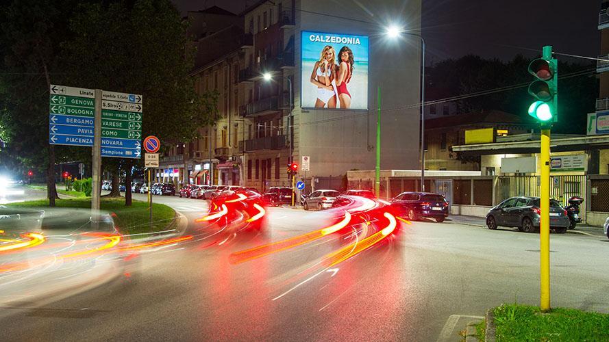 Poster a Milano