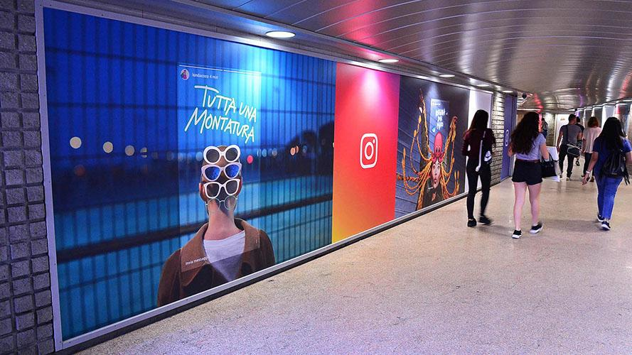 Station Domination a Milano