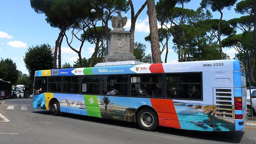 Full-Wrap a Roma