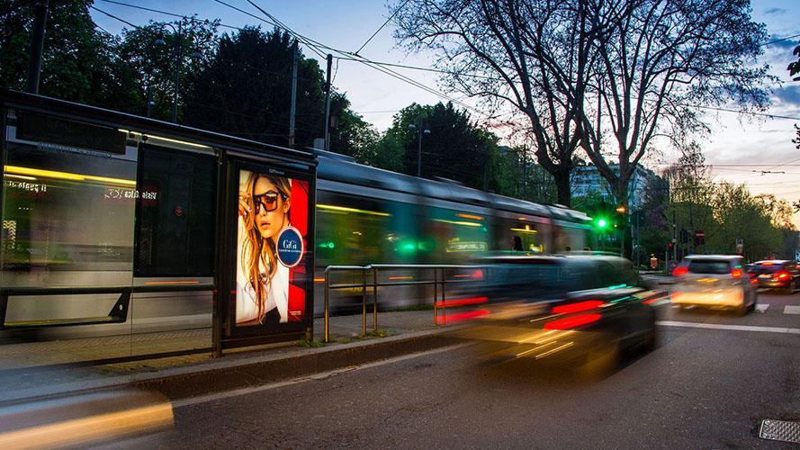Pensiline a Milano