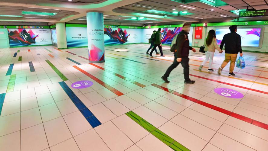 Station Domination Milano