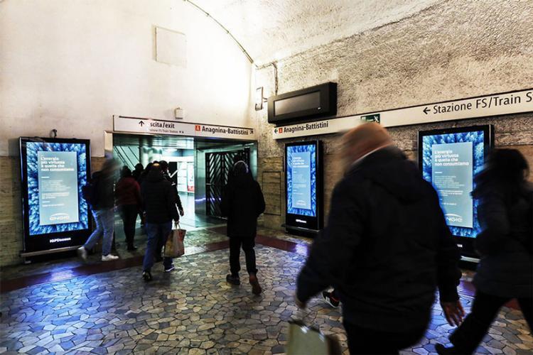 Network Vision Metropolitana Roma