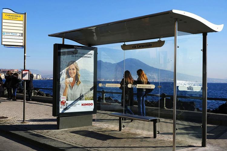 Pensilina Napoli