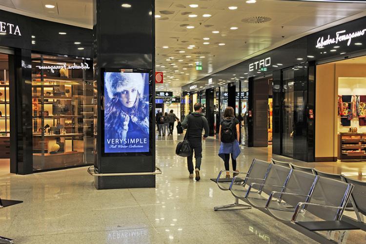 Network Vision Aeroporto Milano Malpensa