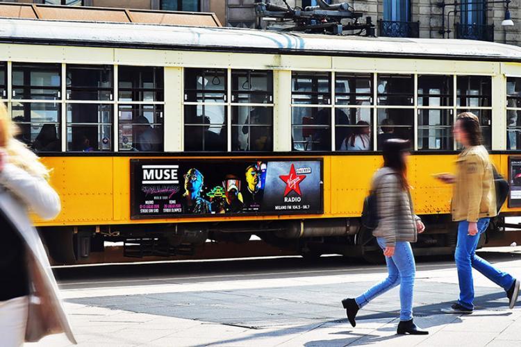 Side Banner Milano